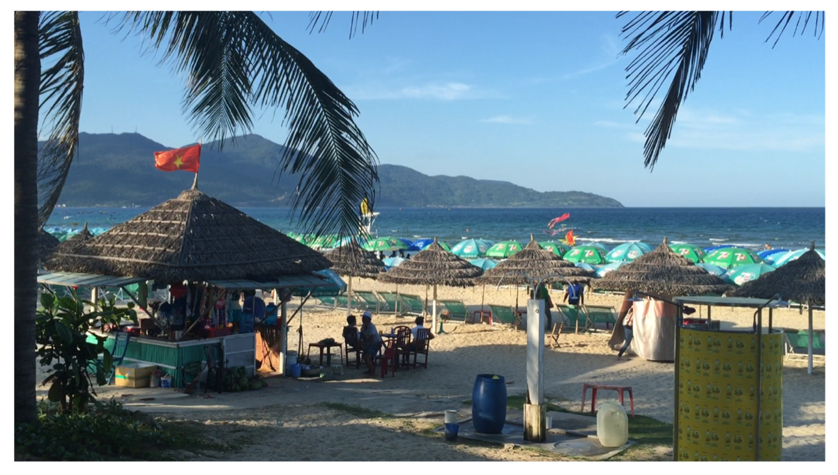 The Beaches of Da Nang, Vietnam